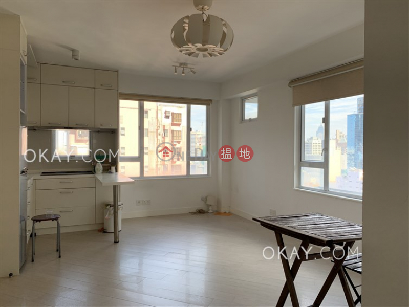 Tasteful 1 bedroom on high floor with terrace | For Sale | Ying Fai Court 英輝閣 Sales Listings