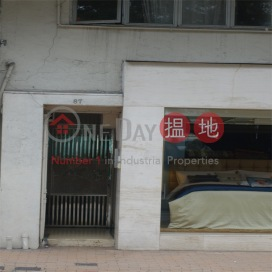 87 Wong Nai Chung Road,Happy Valley, Hong Kong Island