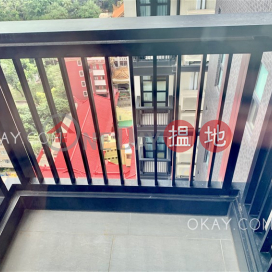 Elegant 2 bedroom on high floor with balcony | Rental