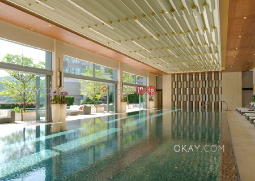HK$ 25M, Larvotto, Southern District Nicely kept 3 bedroom with sea views & balcony | For Sale