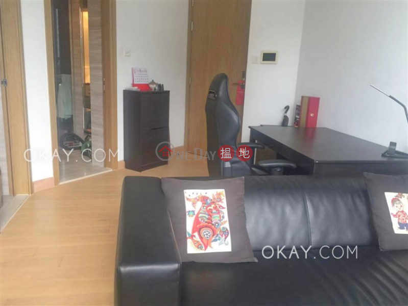 HK$ 28,000/ month, One Wan Chai | Wan Chai District | Practical 1 bedroom on high floor with balcony | Rental