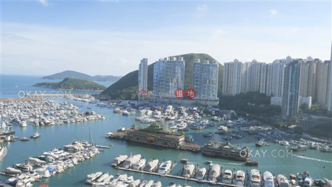 HK$ 80,000/ month   Marinella Tower 2 Southern District   Rare 3 bedroom with sea views, balcony   Rental
