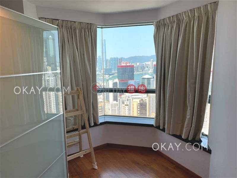 Charming 2 bedroom with harbour views & parking   Rental   80 Robinson Road   Western District, Hong Kong   Rental HK$ 44,000/ month