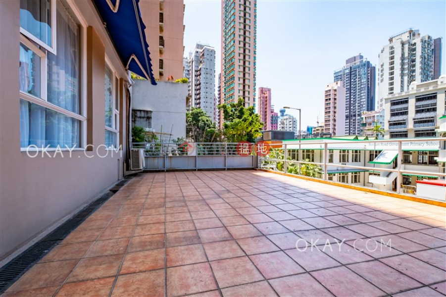 Property Search Hong Kong | OneDay | Residential Sales Listings | Charming 2 bedroom with terrace | For Sale