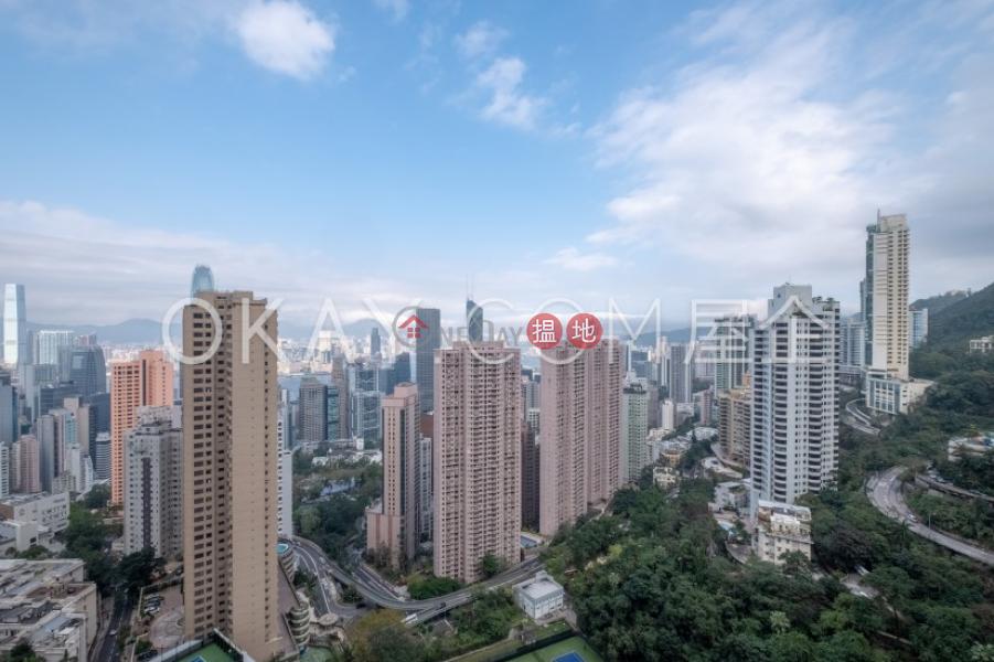 HK$ 123,000/ 月|嘉富麗苑中區-4房2廁,實用率高,極高層,星級會所嘉富麗苑出租單位