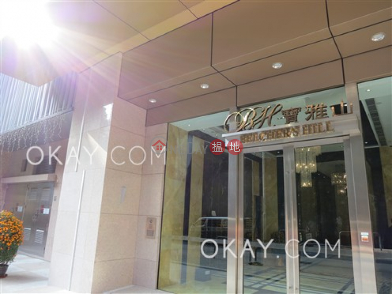 HK$ 16.8M Belcher\'s Hill Western District Elegant 2 bedroom with sea views & balcony | For Sale