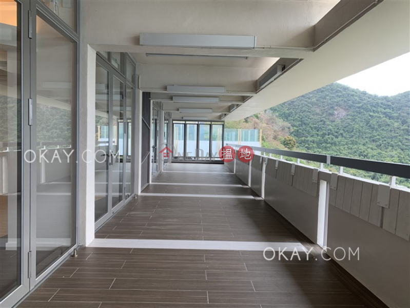 Beautiful 4 bedroom with sea views, balcony | Rental 4 Headland Road | Southern District Hong Kong Rental | HK$ 200,000/ month