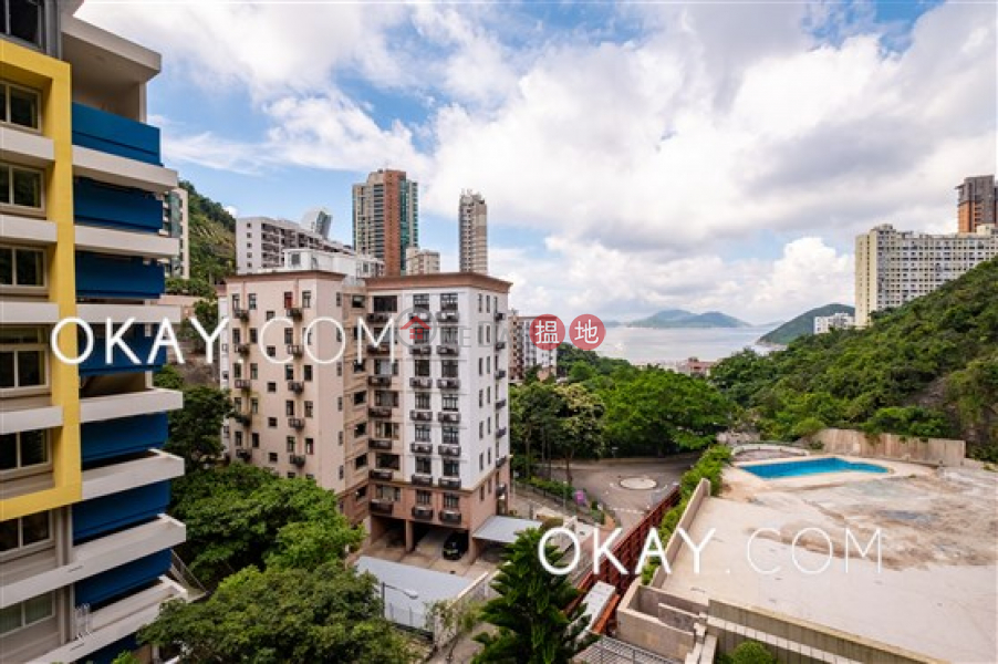 Exquisite 2 bedroom with balcony & parking | Rental | No.7 South Bay Close Block A 南灣坊7號 A座 Rental Listings