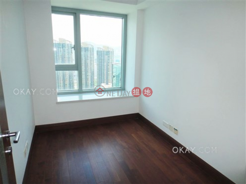Luxurious 3 bed on high floor with balcony & parking | Rental, 1 Austin Road West | Yau Tsim Mong Hong Kong Rental, HK$ 54,000/ month