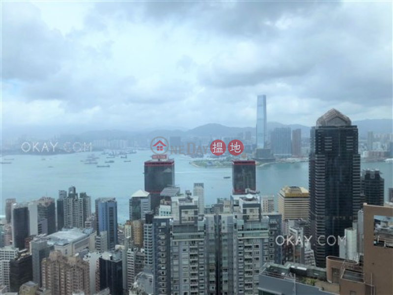 Property Search Hong Kong | OneDay | Residential Sales Listings Lovely 2 bed on high floor with harbour views & balcony | For Sale