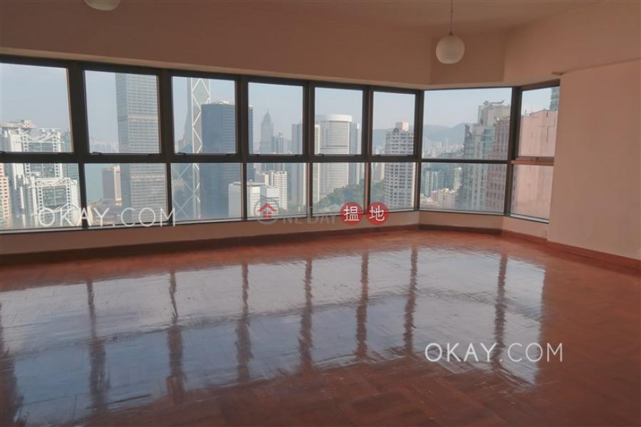 Luxurious 3 bedroom with harbour views, balcony | Rental | 2 Old Peak Road 舊山頂道2號 Rental Listings