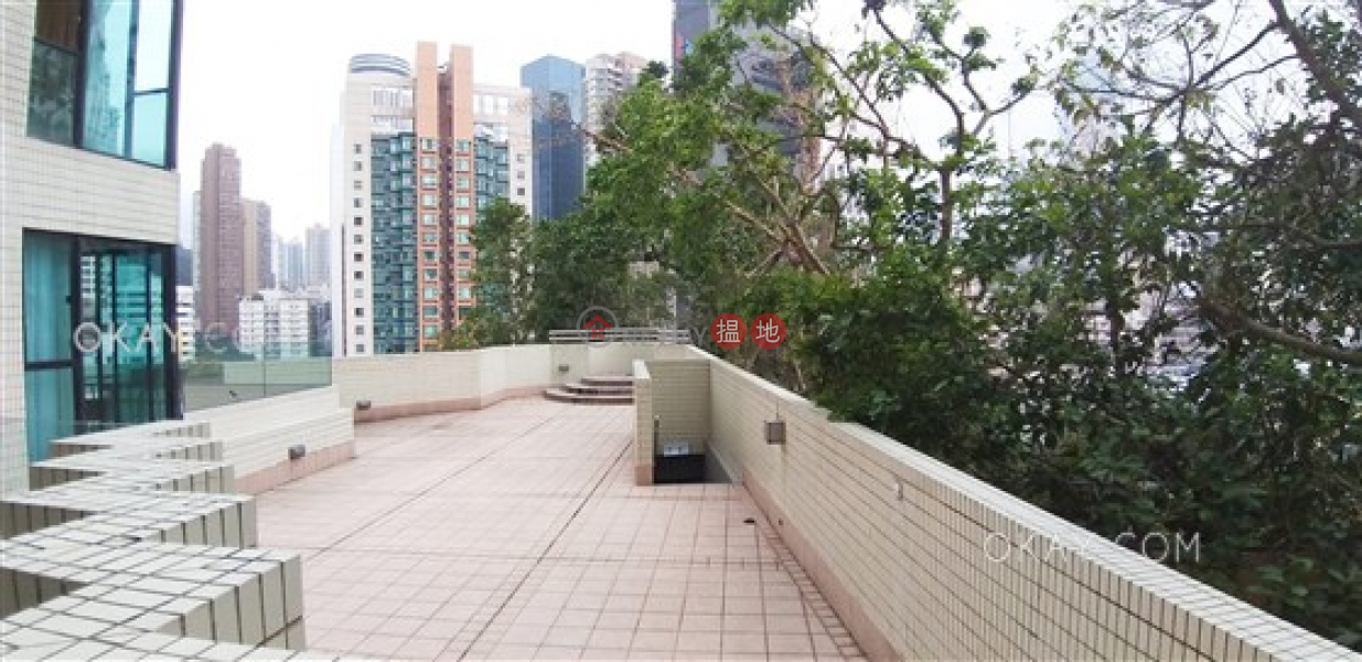 Exquisite 3 bedroom with terrace & parking | Rental, 150 Kennedy Road | Wan Chai District | Hong Kong Rental | HK$ 83,000/ month