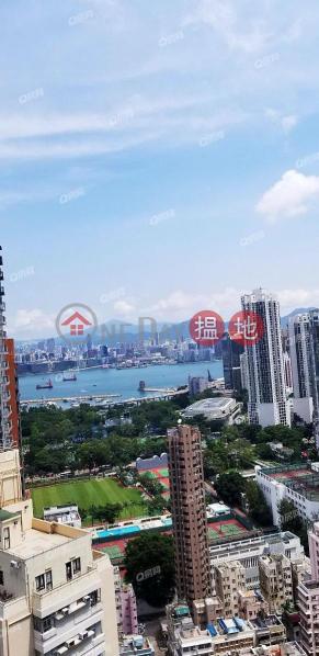 豪宅地段,無敵景觀,煙花海景,身份象徵《竹麗苑買賣盤》-8大坑道   灣仔區-香港 出售-HK$ 7,400萬