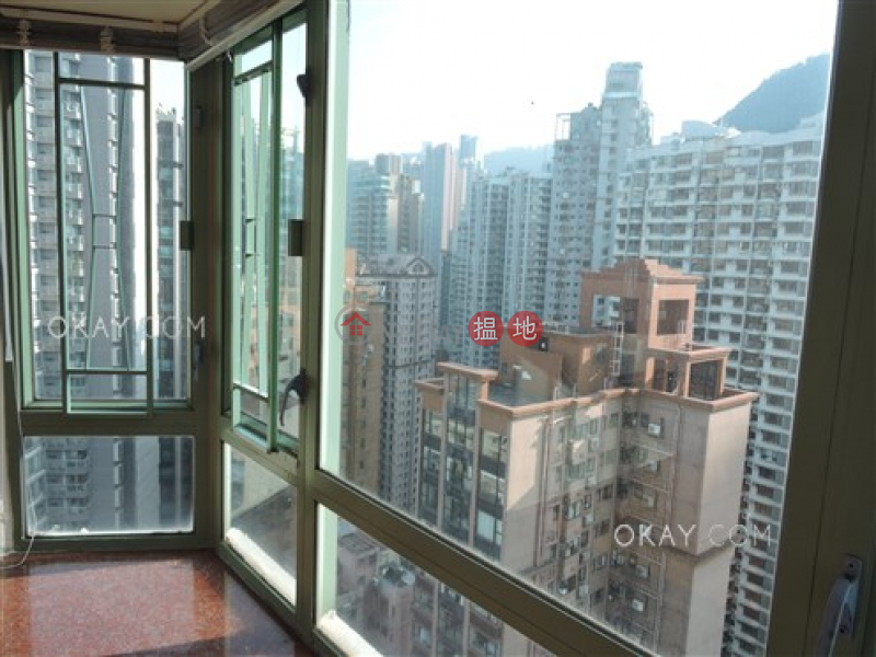 Luxurious 3 bedroom on high floor with harbour views | For Sale, 2 Seymour Road | Western District | Hong Kong Sales HK$ 22.8M