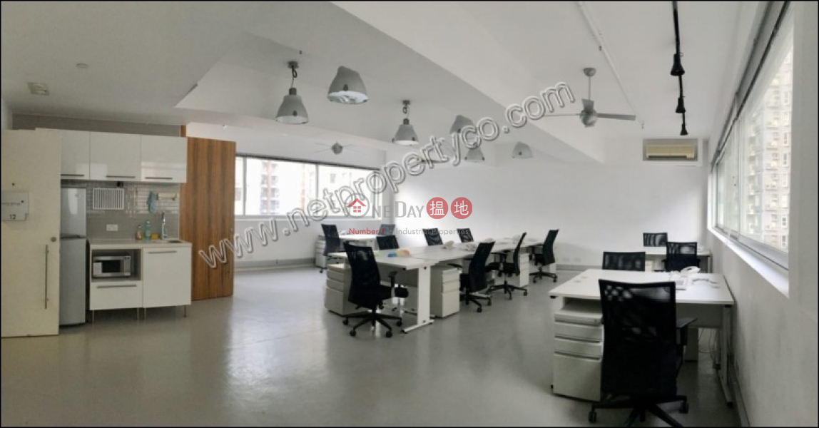 Furnished Office for Lease, Centre Hollywood 荷李活道151號 Rental Listings | Western District (A058760)