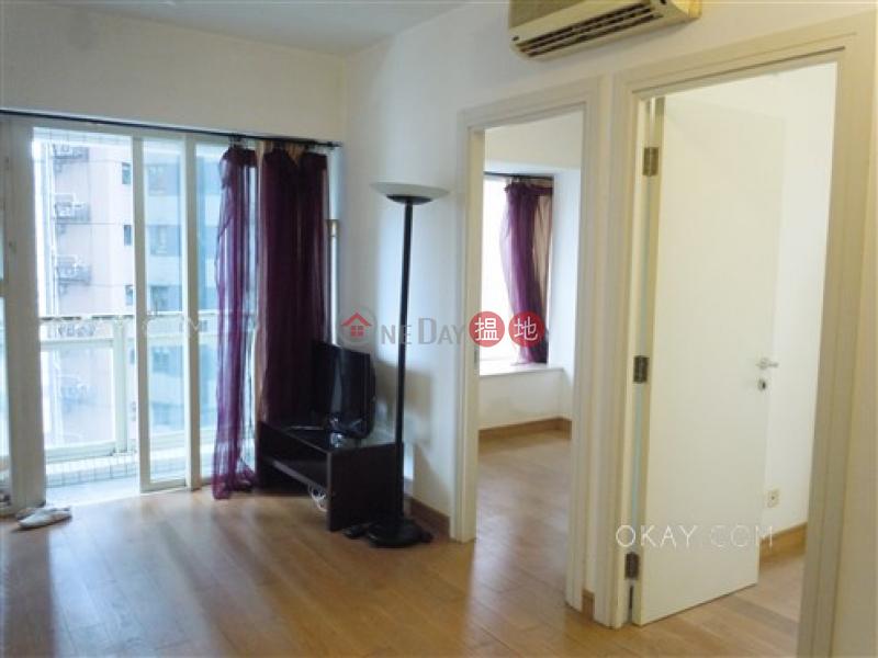 HK$ 26,000/ 月 聚賢居 中區 2房1廁,極高層,星級會所,可養寵物《聚賢居出租單位》