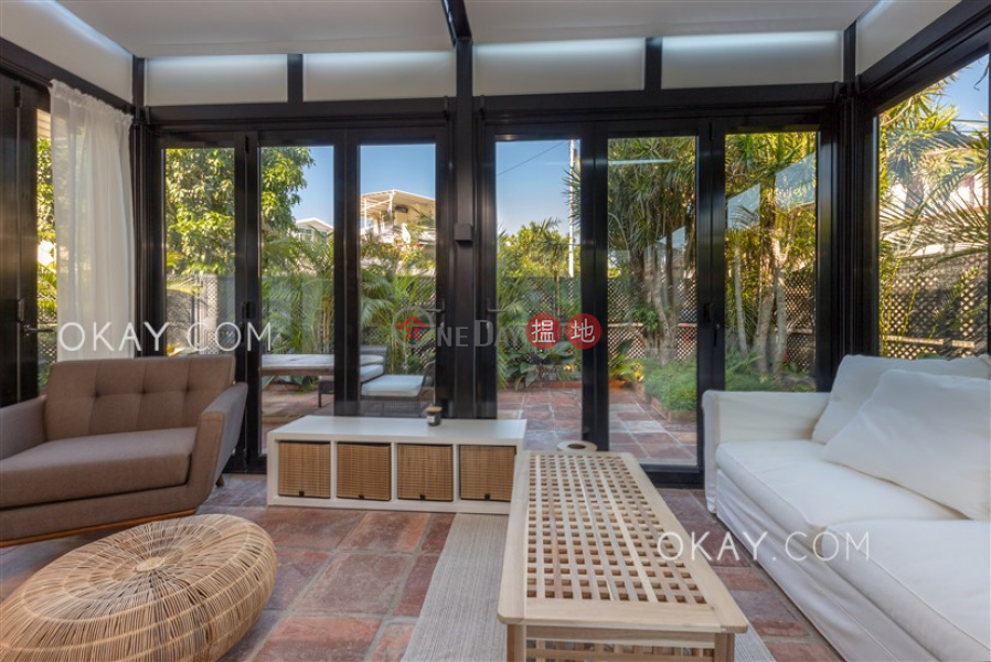 HK$ 28.89M Shek O Village, Southern District | Stylish house with rooftop, terrace | For Sale