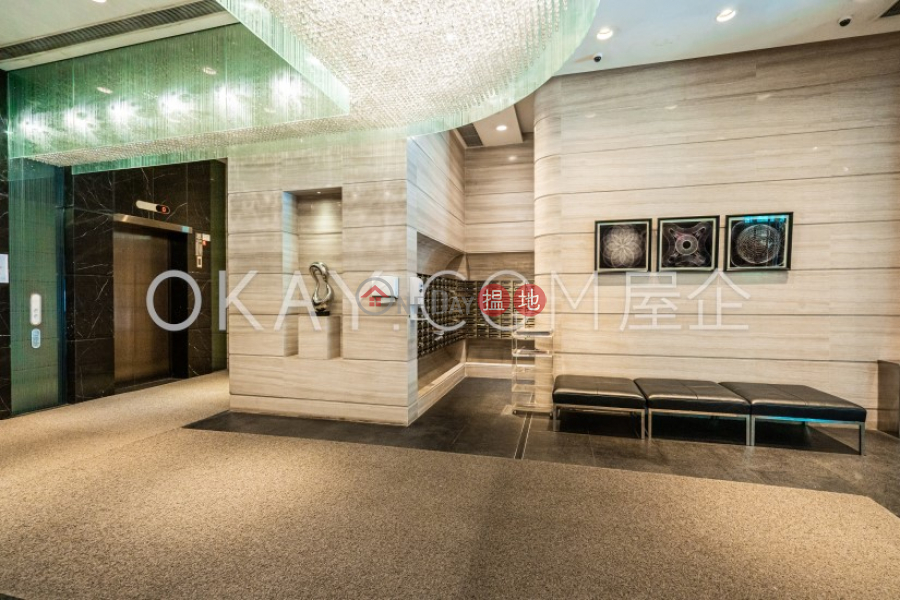 Property Search Hong Kong   OneDay   Residential Rental Listings   Intimate 1 bedroom on high floor with balcony   Rental