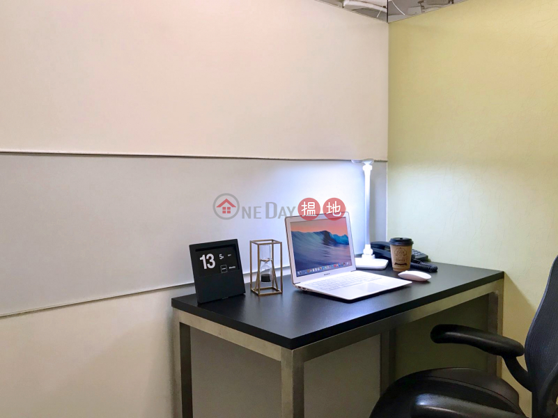 HK$ 1,688/ month Radio City Wan Chai District | CWB 1-pax Serviced Office Only at $1,688 Up/ Month!