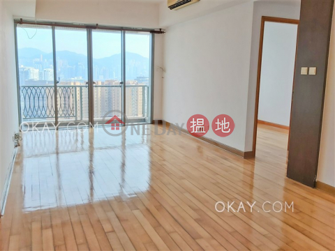 Exquisite 3 bedroom on high floor with balcony | For Sale|Parc Palais Tower 3(Parc Palais Tower 3)Sales Listings (OKAY-S73408)_0