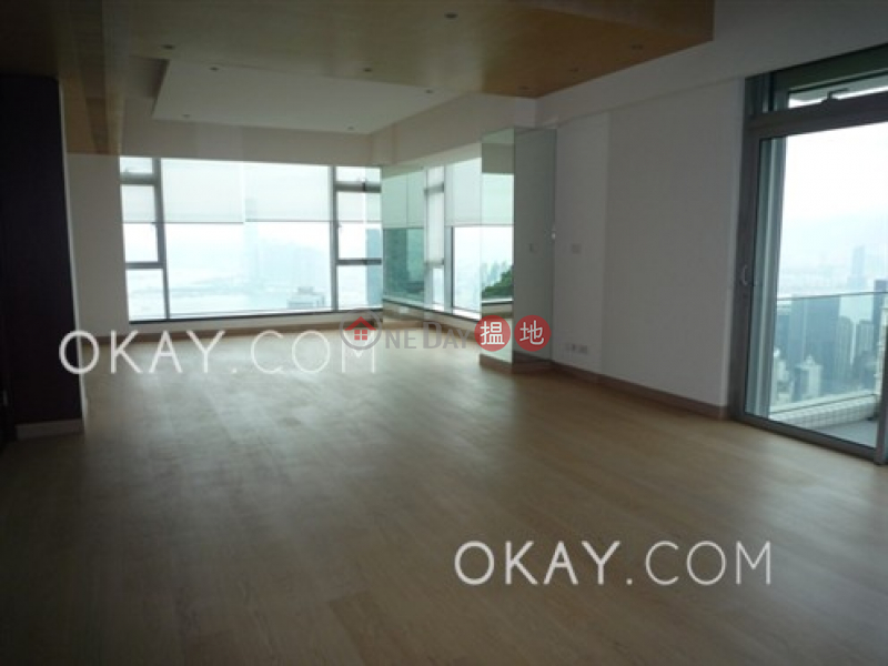 Lovely 4 bedroom with harbour views, balcony | Rental | 26 Peak Road | Central District, Hong Kong Rental, HK$ 235,000/ month