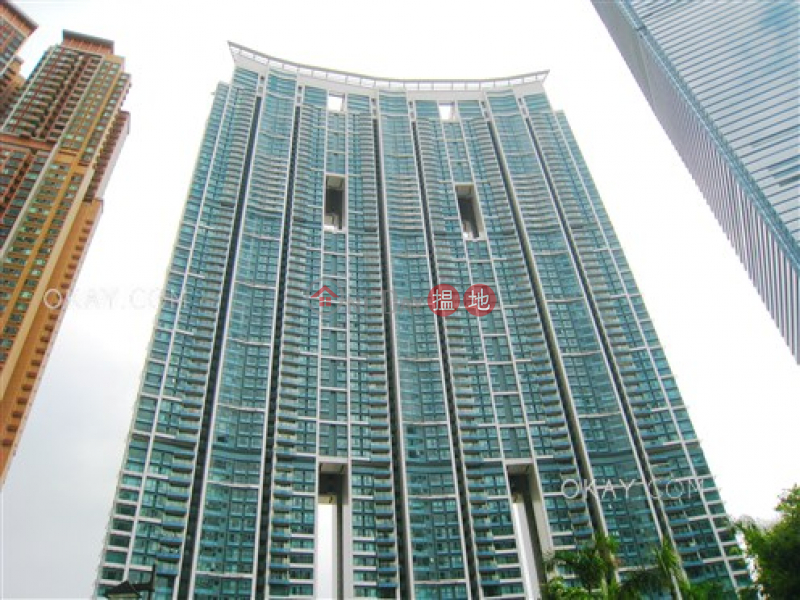 Gorgeous 3 bedroom on high floor with balcony & parking | Rental | The Harbourside Tower 1 君臨天下1座 Rental Listings