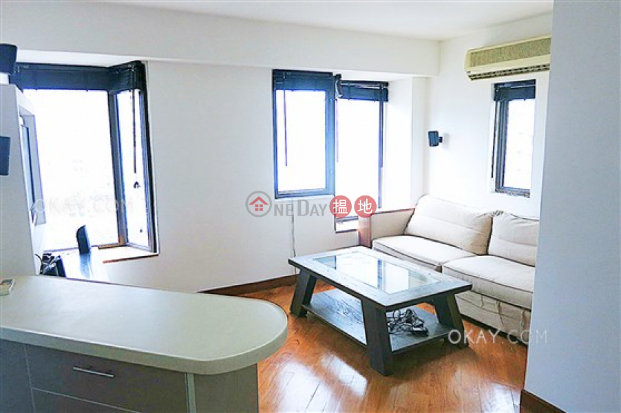 Lovely 1 bedroom on high floor with rooftop & balcony | For Sale | 23 Hollywood Road | Central District Hong Kong, Sales, HK$ 16M