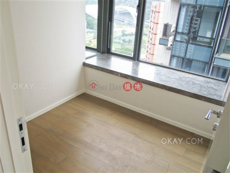 Elegant 2 bed on high floor with sea views & balcony | Rental, 9 Warren Street | Wan Chai District Hong Kong Rental | HK$ 36,800/ month