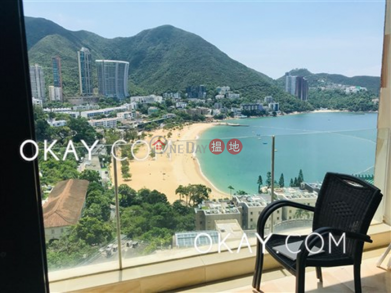 Efficient 3 bedroom with sea views, balcony | For Sale | Repulse Bay Garden 淺水灣麗景園 Sales Listings