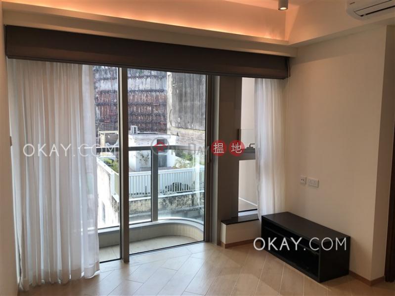 Intimate 1 bedroom with balcony   Rental, The Hillside 曉寓 Rental Listings   Wan Chai District (OKAY-R368280)