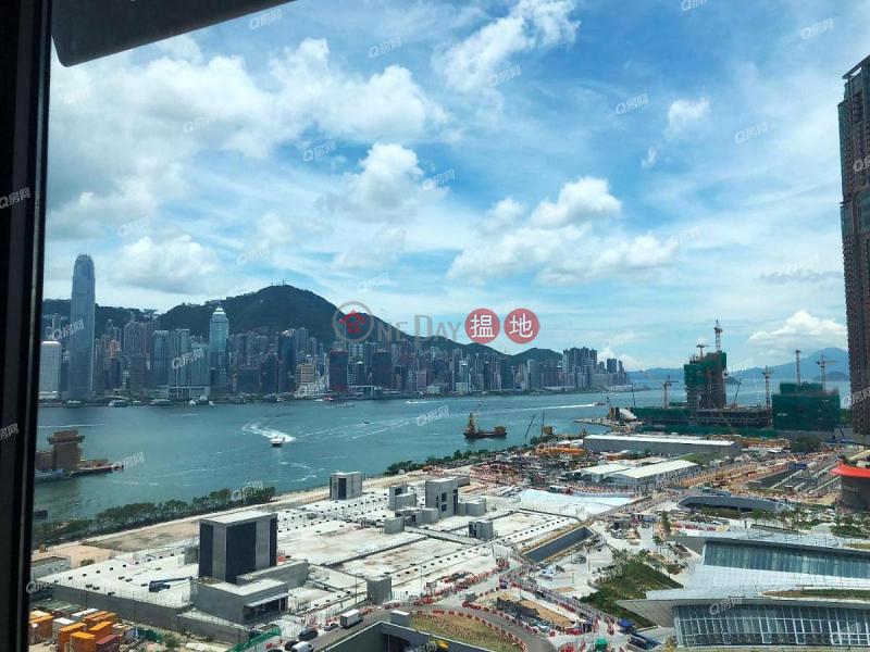HK$ 5,600萬|Grand Austin 3座|油尖旺-維港海景市場罕有,地標名廈,鄰近高鐵站,可公司轉讓《Grand Austin 3座買賣盤》