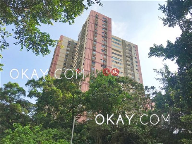 Stylish 4 bedroom on high floor with balcony & parking | For Sale | Fontana Gardens 豪園 Sales Listings