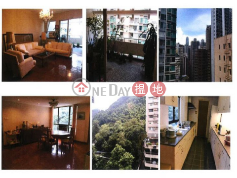 4 Bedroom Luxury Flat for Sale in Mid Levels West Olympian Mansion(Olympian Mansion)Sales Listings (EVHK43452)_0