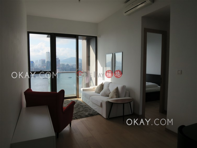 Popular 2 bedroom on high floor with harbour views | Rental | The Gloucester 尚匯 Rental Listings
