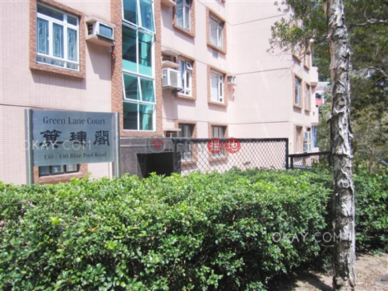 Unique 3 bedroom with parking | For Sale, 130-132 Green Lane Court 箕璉閣130-132號 Sales Listings | Wan Chai District (OKAY-S5638)