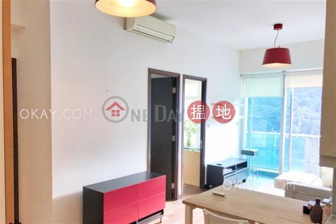 Charming 2 bedroom on high floor with balcony | Rental|J Residence(J Residence)Rental Listings (OKAY-R64197)_0