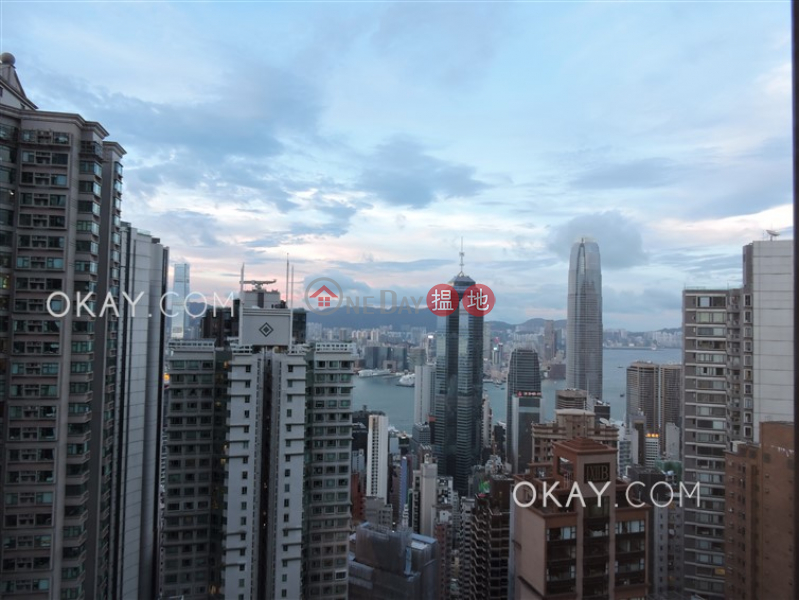 Property Search Hong Kong   OneDay   Residential, Rental Listings Rare 3 bedroom on high floor with harbour views   Rental