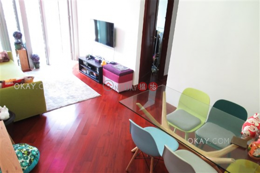 Tasteful 2 bedroom with terrace & balcony | For Sale | The Avenue Tower 1 囍匯 1座 Sales Listings