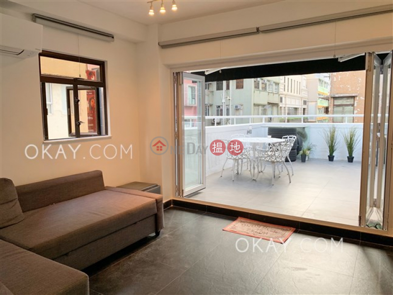 Intimate 1 bedroom with terrace | For Sale | Asiarich Court 嘉彩閣 Sales Listings