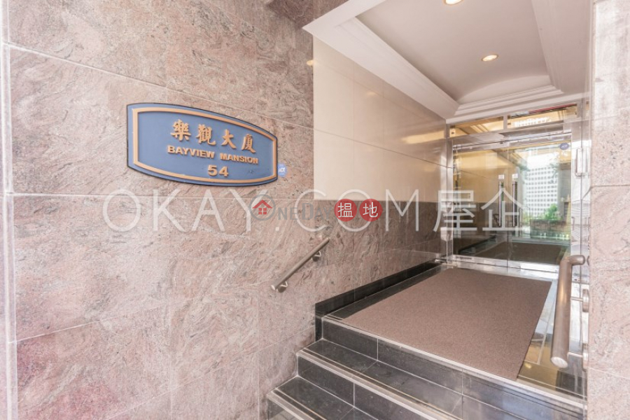 Efficient 3 bedroom on high floor with balcony | For Sale | Bayview Mansion 樂觀大廈 Sales Listings