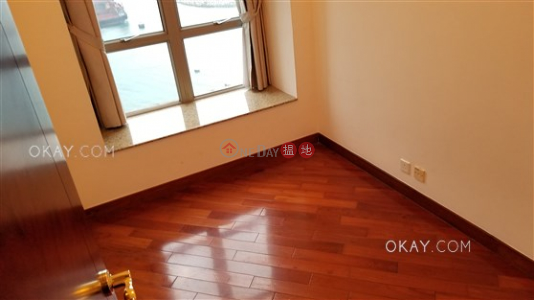 Gorgeous 3 bedroom with sea views & balcony | Rental | Tower 6 One Silversea 一號銀海6座 Rental Listings