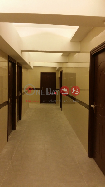 HK$ 3,500/ month Kam Chong Industrial Building, Kwai Tsing District, Golden Sunflower Industrial Building