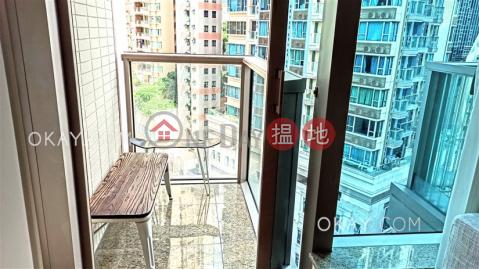 1房1廁,露台《囍匯 2座出租單位》|囍匯 2座(The Avenue Tower 2)出租樓盤 (OKAY-R290030)_0