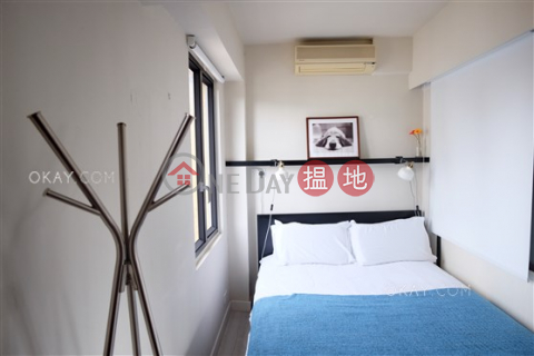 Lovely 1 bedroom on high floor with sea views & rooftop | For Sale|Chik Tak Mansion(Chik Tak Mansion)Sales Listings (OKAY-S296780)_0