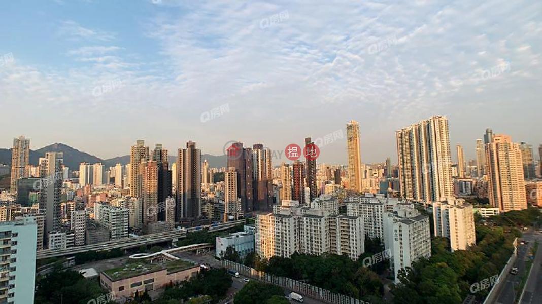 新樓靚裝,地段優越,地鐵上蓋《匯璽II租盤》|28深旺道 | 長沙灣香港|出租|HK$ 19,800/ 月