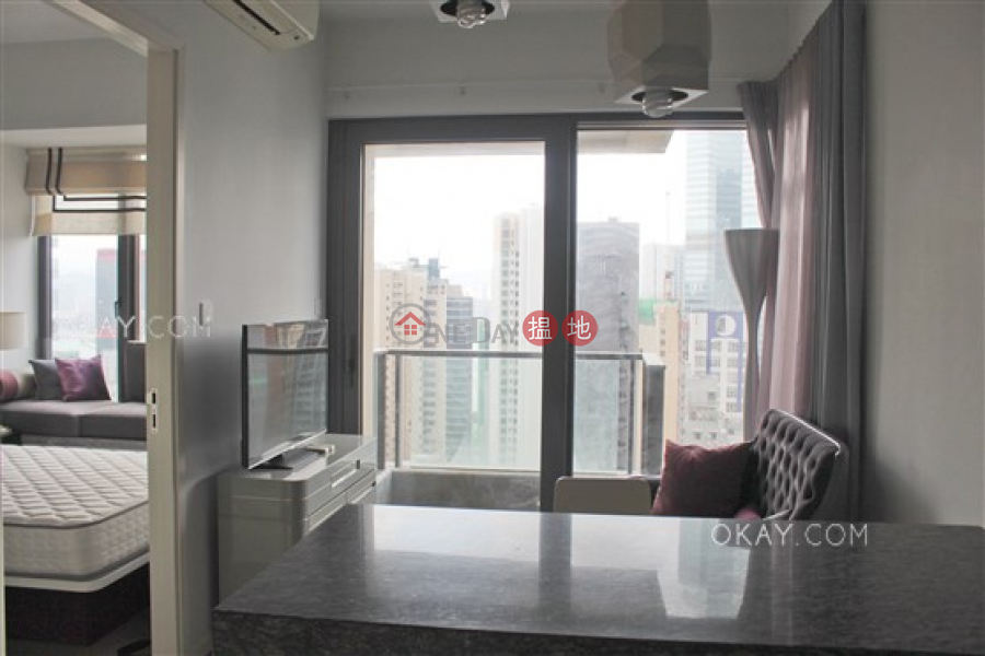 Elegant 1 bedroom on high floor with balcony | For Sale, 1 Coronation Terrace | Central District | Hong Kong Sales HK$ 11.8M
