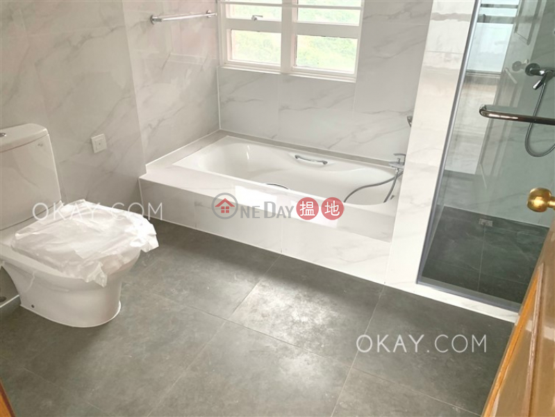 Rare 4 bedroom on high floor with balcony & parking   Rental   Pacific View 浪琴園 Rental Listings
