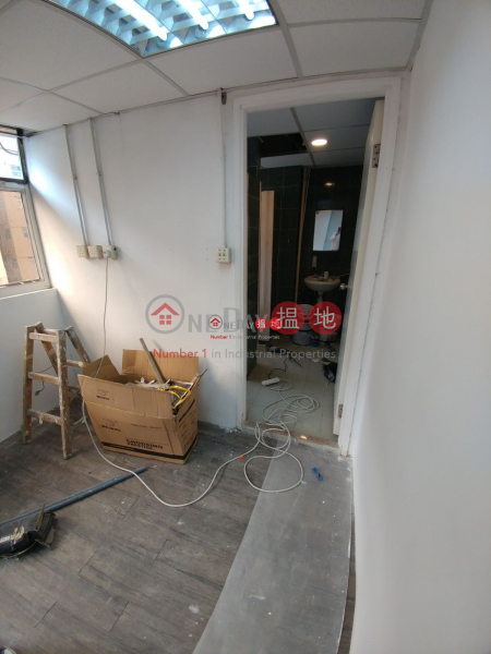 Brand New Decoration Toilet inside 35 Tai Lin Pai Road | Kwai Tsing District Hong Kong | Rental, HK$ 15,800/ month