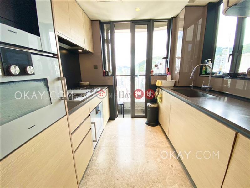 Luxurious 2 bed on high floor with harbour views | Rental 33 Seymour Road | Western District Hong Kong, Rental HK$ 68,000/ month