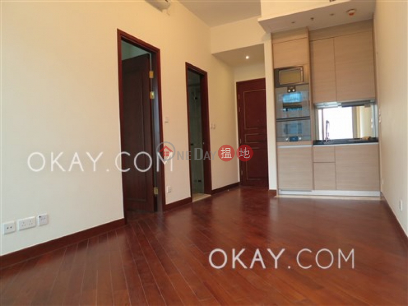 Charming 1 bedroom on high floor with balcony | For Sale | 200 Queens Road East | Wan Chai District | Hong Kong Sales | HK$ 13.8M